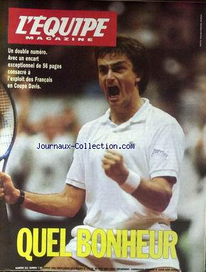 Coupe Davis - sport - tennis - victoire - France